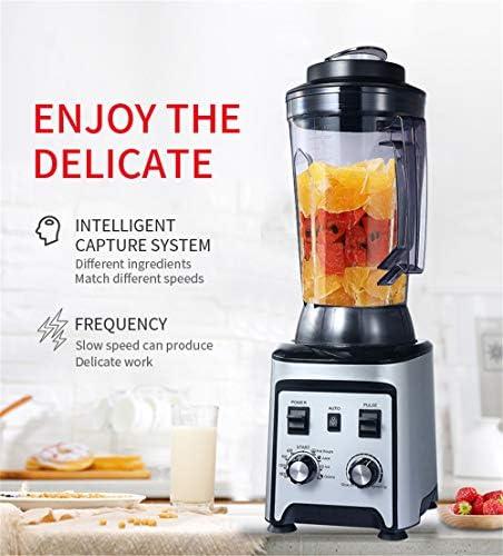 4L grote capaciteit, multifunctionele stille verwarming wand-breekmachine gezondheid supplement sojamelk machine.