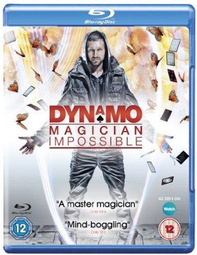 Dynamo - Dynamo Magician Impossible (Blu-ray)
