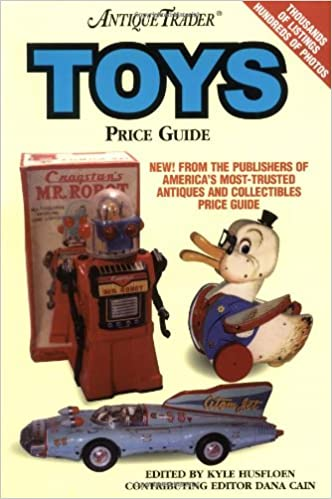 Book Antique Trader Toys Price Guide