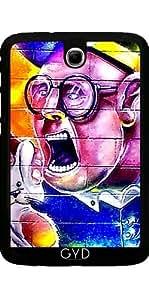 Funda para Samsung Galaxy Note 8 N5100 - Grafiti by Helsch1957