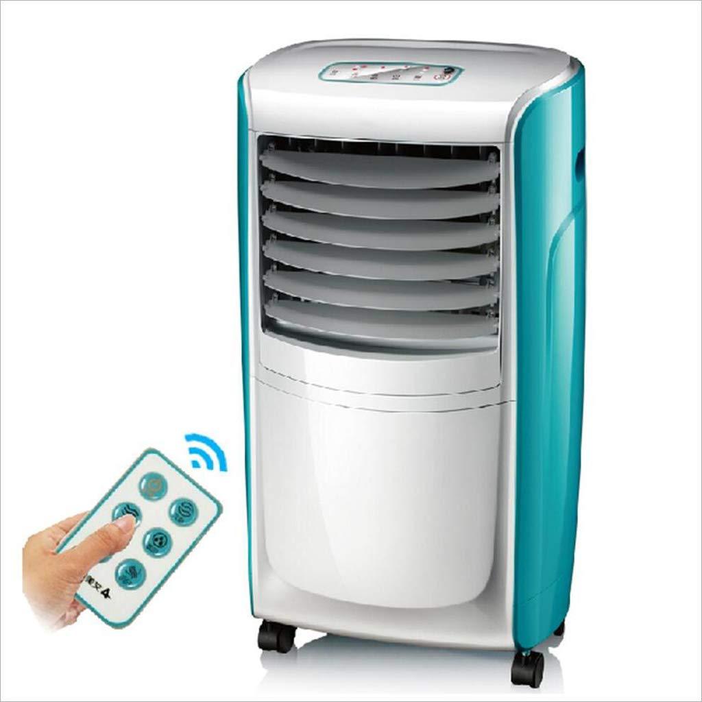 PENGJUN 空調ファンシングルコールドタイプインテリジェントリモコン冷却ファン55W 熱から離れて   B07G8W7K6S