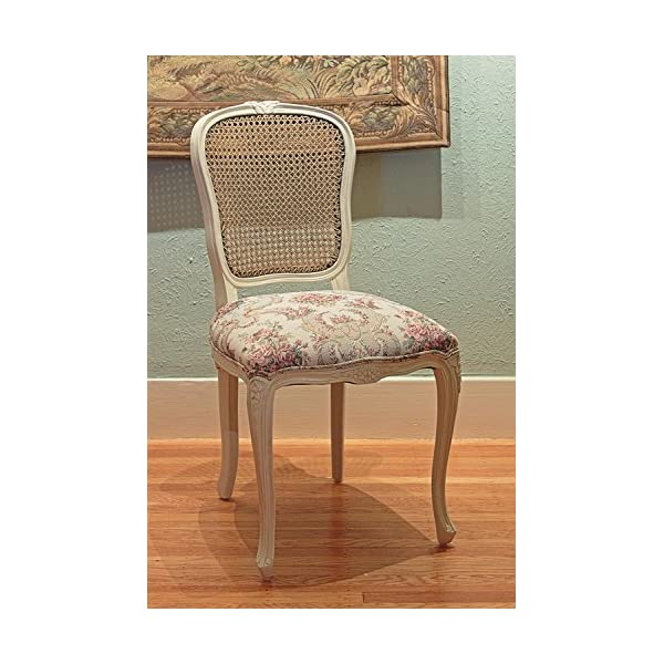 Laurel Crown Louis XV Dining Chairs