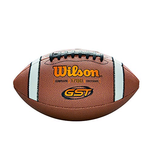 (Wilson GST Composite Football - Official)