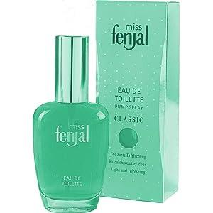 Miss Fenjal Classic 50ml EDT Eau De Toilette Spray