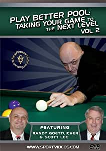 Play Better Pool Vol.2 [Reino Unido] [DVD]: Amazon.es: Play Better ...