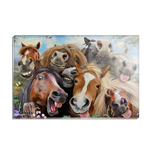 horse refrigerator magnets - 2