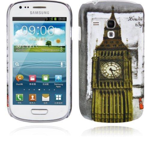 3 opinioni per Cadorabo- TPU Hard Cover per Samsung Galaxy S3 MINI (I8190)- Case Cover