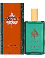 Coty Aspen Eau de Cologne Spray, 120ml