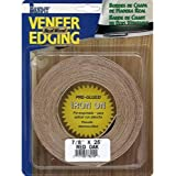 "Cloverdale 78250 Birch Edging With Hot Melt ""Band-it"" Wood Veneer Edge Banding 7/8-Inch x 25-Feet, White Birch"