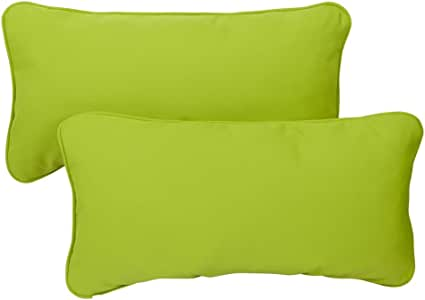 Mozaic Company Sunbrella Corded Indoor/Outdoor Pillow - Set of 2