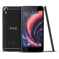 HTC Desire 10 Lifestyle Dual Sim - 32GB, 3GB RAM, 4G LTE, Stone Black