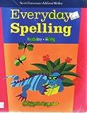 Everyday Spelling, James W. Beers, Ronald L. Cramer, W. Dorsey Hammond, 0673601404