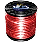 DB LINK PW8R250Z Power Series Power Wire (8 Gauge, Red, 250ft) electronic consumer