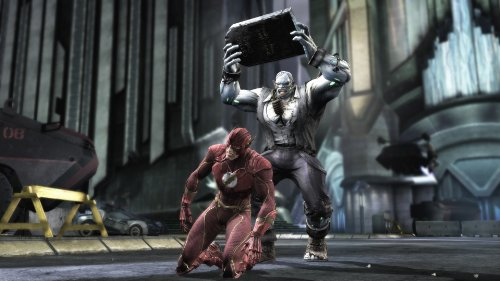 Injustice-Gods-Among-Us-Playstation-3