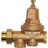 Zurn 1-610XL Lead-Free FNPT Union Pressure Reducing Valve