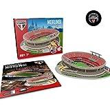 Livro Maquete 3D Estádio Morumbi 49#