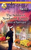 img - for The Soldier's Newfound Family (TRUE LARGE PRINT) book / textbook / text book