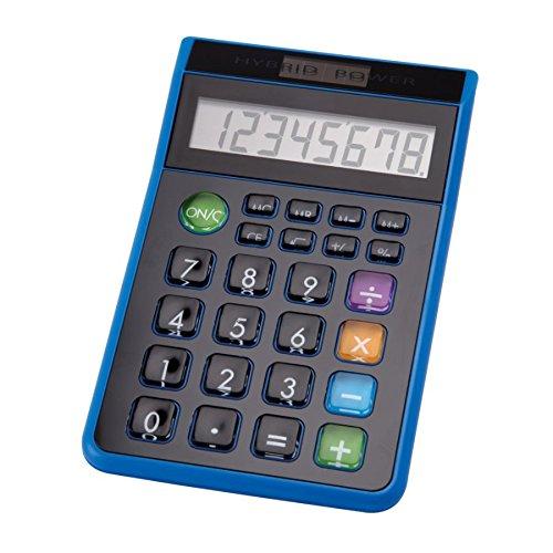 DD-612 Hybrid Desktop Calculator, Assorted Colors (No Color Choice)