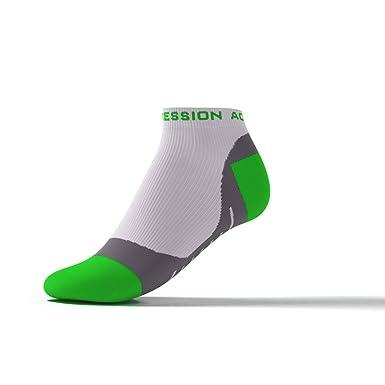 ACTIVE COMPRESSION Speed Performance Zapatillas Zapatillas – Unidad para Marathon, duatlón, triatlón, Ciclismo