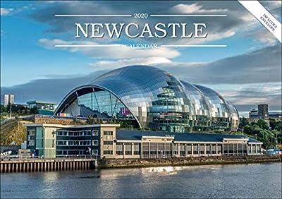 Newcastle A5 Calendar 2020