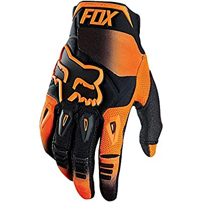 2015 Fox Racing Gloves Orange Touch Screen Winter Gloves Windproof Gloves