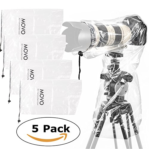 Movo Pack Clear Cover Camera product image