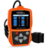 Foxwell OBD II Auto Code Scanner Automotive Diagnostic Scan Tool
