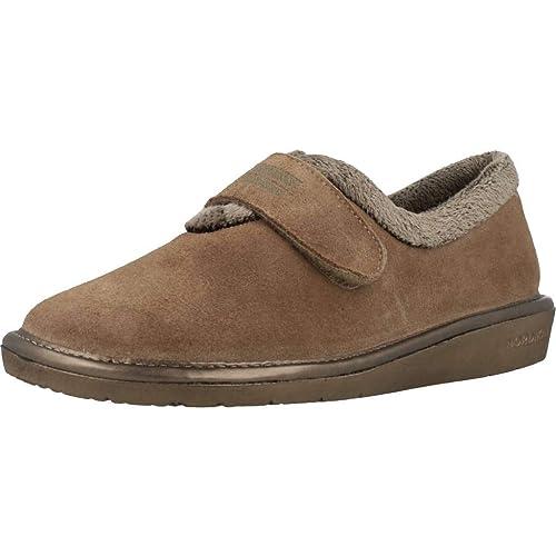 Zapatillas de Estar por casa de Mujer, Color marrón, Marca NORDIKAS, Modelo Zapatillas De Estar por Casa De Mujer NORDIKAS 6348 Marrón: Amazon.es: Zapatos y ...