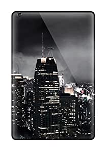 New ASf457RBSh City Skin Cases Covers Shatterproof Cases For Ipad Mini