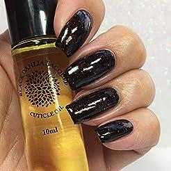 Bergamot Cuticle & Nail Oil Rollerball b...