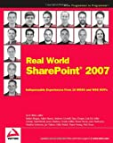 Real World SharePoint 2007, Robert Bogue, 0470168358