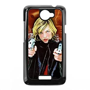 HTC One X Phone Case for Resident Evil Classic theme pattern design GRDECT962229