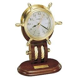 Howard Miller 613-467 Britannia Weather & Maritime Table Clock by Howard Miller