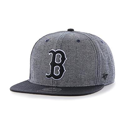 MLB Giovanni '47 Captain Denim Adjustable Hat, One Size