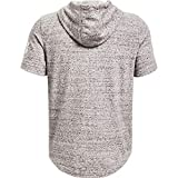 Under Armour Men's Rival Terry Short-Sleeve Hoodie