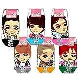 B2st Beast Kpop Socks 6 Pairs (SEND FROM USA)