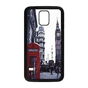 Custom LiuXueFei Phone caseLondon Big Ben For SamSung Galaxy S4 Case -Style-15