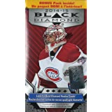 2014 2015 Upper Deck Black Diamond NHL Hockey Series Factory Sealed Unopened Blaster Box with Possible Autographs and Game Used Jerseys