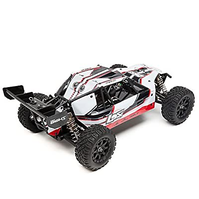 1/14 Mini 8IGHT-DB 4WD Buggy RTR, White