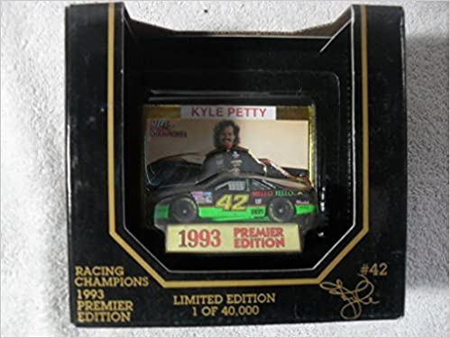SCARCE! KYLE PETTY 1993 Rookie Year Racing Champions 1/64