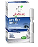 Similasan Preservative-Free Dry Eye Relief Eye Drops, .014-Ounce Single-Use Droppers in 20-Count Boxes by Similasan