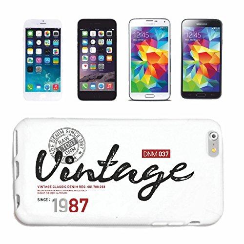 """cas de téléphone iPhone 7 """"VINTAGE LIFESTYLE VINTAGE FASHION GOTHIC BIKER STREETWEAR PARIS MILAN NEW YORK"""" Hard Case Cover Téléphone Covers Smart Cover pour Apple iPhone en blanc"""