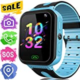 Kids Smart Watch with GPS Tracker - Kidaily Phone Smart Watch for 3-14