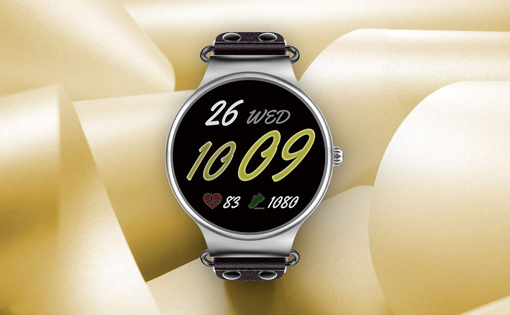 HHJEKLL Pulsera Inteligente Smart Watch Android 5.1 3G WiFi GPS ...