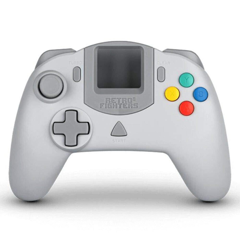 Retro Fighters StrikerDC Dreamcast Controller: Video Games