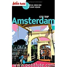 AMSTERDAM 2012-2013 + PLAN DE VILLE ET MÉTRO