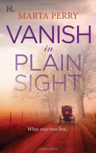 Vanish in Plain Sight (The Brotherhood of the Raven)