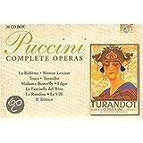 Puccini: Complete Operas