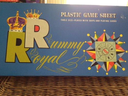 (Rummy Royal 1958 Edition Board Game)