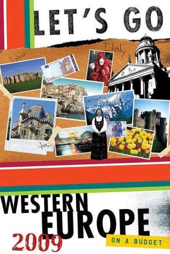 Download Let's Go 2009 Western Europe (Let's Go: Western Europe) pdf